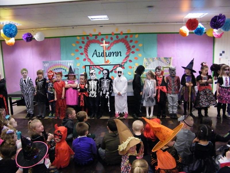 Autumn Dress Up Day Penygarn Community Primary School
