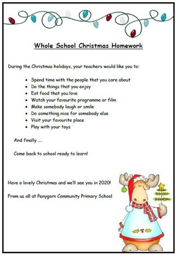 Whole School Christmas Home Learning.JPG